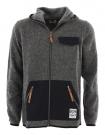 PINE Zip Fleece 2015 grey melange