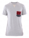 POCKET PINE T-Shirt 2015 grey