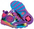 RACE Schuh 2015 purple/rainbow