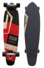 RANDOM Longboard 2014 black/red