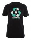 RECYCLED T-Shirt 2014 black