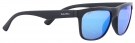 RETRO Sonnenbrille 2014 matte black/blue