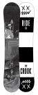 CROOK WIDE Snowboard 2014
