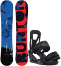RIPCORD WIDE 156W 2015 inkl. FREESTYLE black