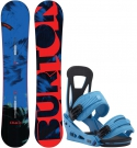 RIPCORD WIDE 156W 2015 inkl. FREESTYLE true blue