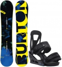 RIPCORD WIDE 158W 2015 inkl. FREESTYLE black