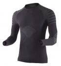 INVENT Shirt Long 2014 black/anthracite