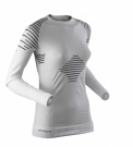WOMEN INVENT Shirt Long 2014 white/black