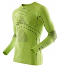 EVO Shirt Long 2015 green lime/charcoal