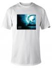 BLUE LIGHT T-Shirt 2014 white