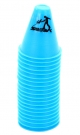 SLALOM DUAL DENSITY Cones 20 Stück blue