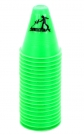 SLALOM DUAL DENSITY Cones 20 Stück green