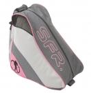 ICE AND SKATE Bag 2014 grey/pink