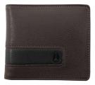 SHOWTIME BI-FOLD Wallet 2014 brown
