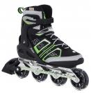 SIRIO SK Inline Skate black/green