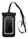 WATERPROOF Smartphone Hülle black