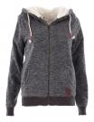 SNOWSTORM Zip Hoodie 2015 heather grey