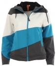 SOUL Bonded Fleece 2014 dark grey/electric blue/white