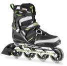 SPARK 82 Inline Skate black/green