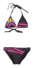 SPARK Bikini 2013 black/pink/blue
