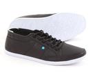 SPARKO LEATHER Schuh 2014 black/white sole
