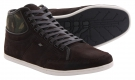 SWAPP FUR CM WAXED SUEDE Schuh 2014 dark brown