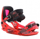 THE SYSTEM PRO LTD Bindung 2014 rocket red