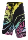 SYSTEMATIC Boardshort 2013 black/multi