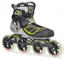 TEMPEST 110 Inline Skate 2014 silver/green