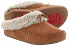 THE CUDDLER SNUGMOC Slipper 2015 chestnut