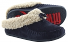 THE CUDDLER SNUGMOC Slipper 2015 supernavy