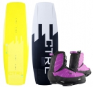 THE RX 140 2013 yellow inkl. THE HUSTLE Boots purple