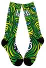 THIRD EYE Socken 2015 green