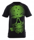 TREMORS T-Shirt 2013 black/green
