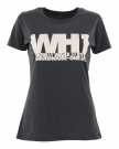 TYPO Slim Fit Lady T-Shirt charcoal