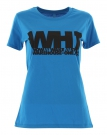 TYPO Slim Fit Lady T-Shirt electric blue