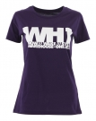 TYPO Slim Fit Lady T-Shirt purple