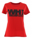 TYPO Slim Fit Lady T-Shirt red