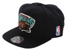 VANCOUVER GRIZZLIES LOGO Basic Fitted Cap 2014 black
