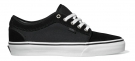 CHUKKA LOW Schuh 2014 black/pewter/white