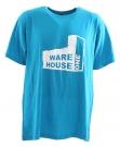 WAKE PATROL T-Shirt cyan