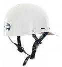 WAKECAP Helm white/camo stripe