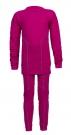 WALDI Unterwäsche Set 2014 dark pink