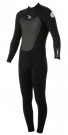 OMEGA 5/3 GB BACK ZIP Full Suit 2015 black