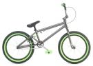 "CURSE 18"" BMX Bike 2015 dark grey"