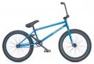 """REASON 20"""" BMX Bike 2015 trans blue"""