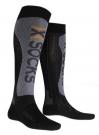 X-FACTOR Socken 2014 black/grey melange
