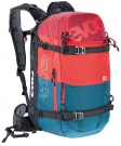 ABS GUIDE TEAM 30L Rucksack-Element 2015 petrol/red/ruby