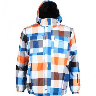 STUF BOYS MONTREAL Jacke 2012 orange/white/black/blue