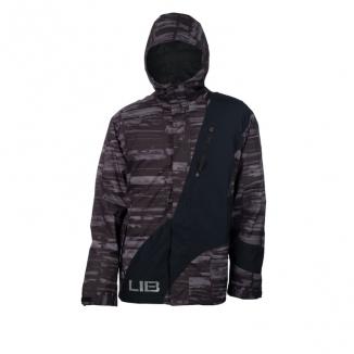 LIB TECH RECYCLER INSULATED Jacke 2013 sidewall tonal